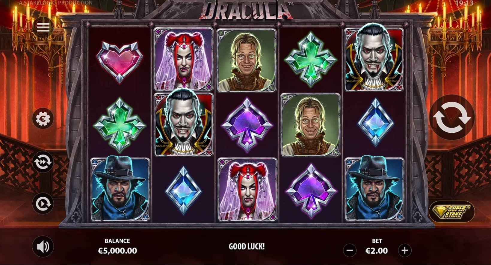 Dracula Slot Base Game (1)
