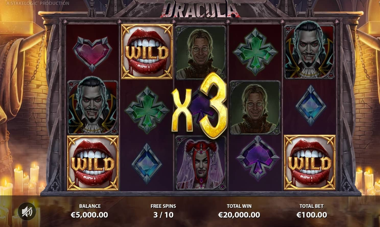Dracula Slot Free Spins (1)