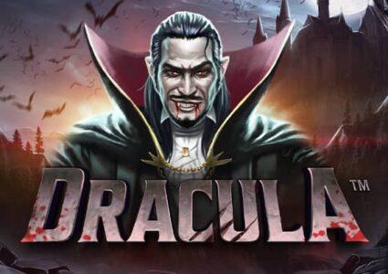 Dracula Slot Logo