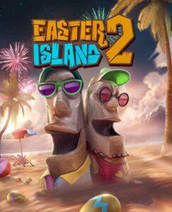 Easter Island 2 Slot Logo