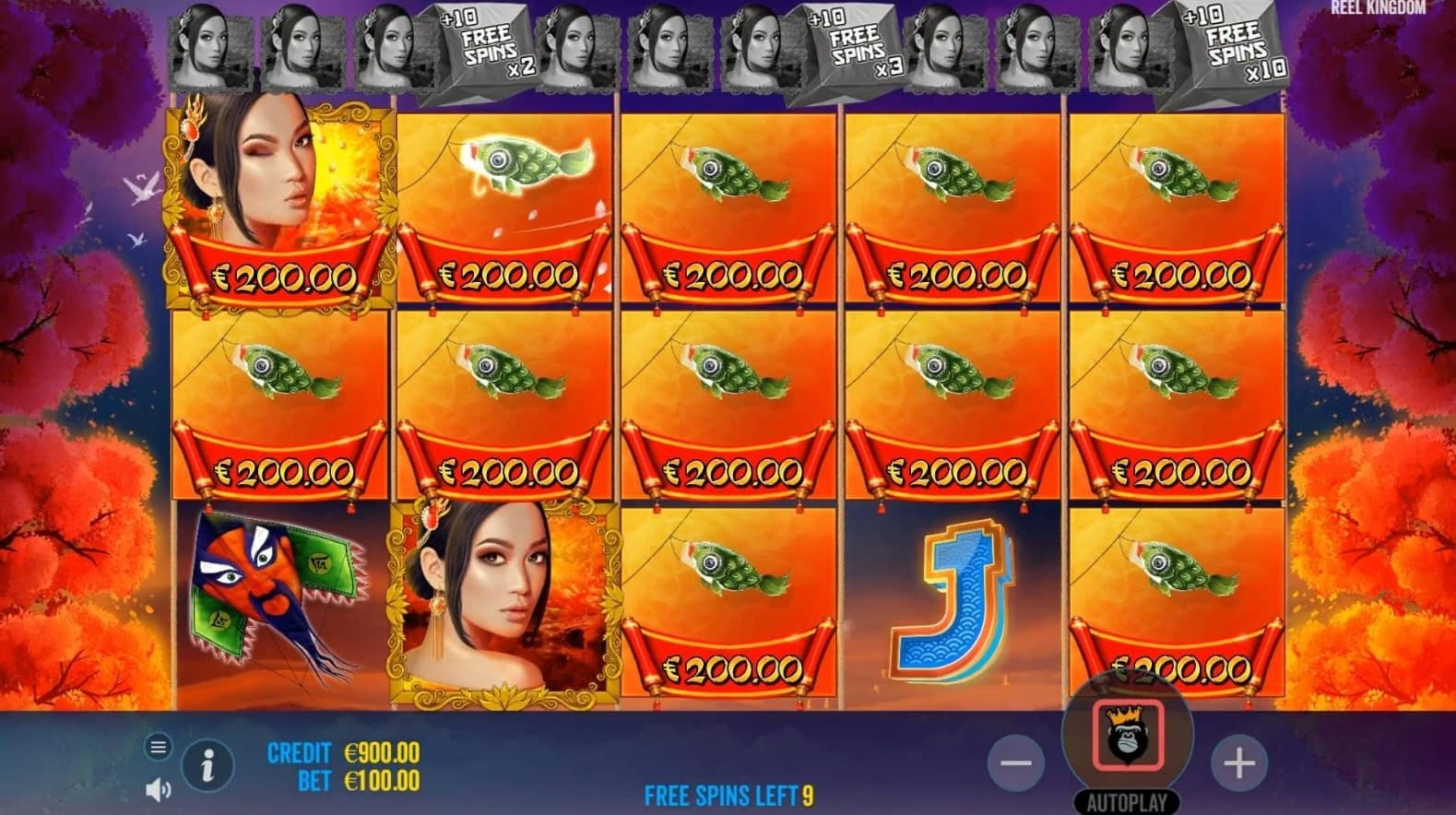 Floating Dragon Slot Free Spins (1)