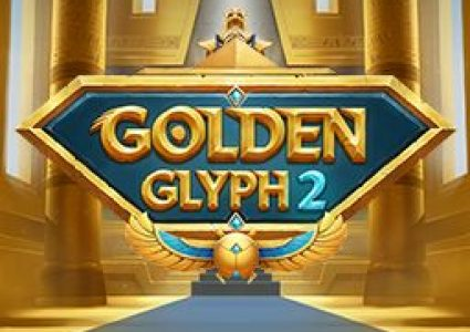 Golden Glyph 2 Logo
