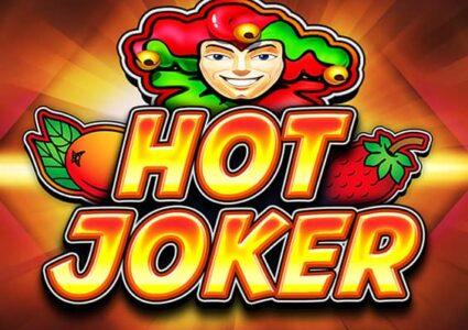 Hot Joker Slot Logo