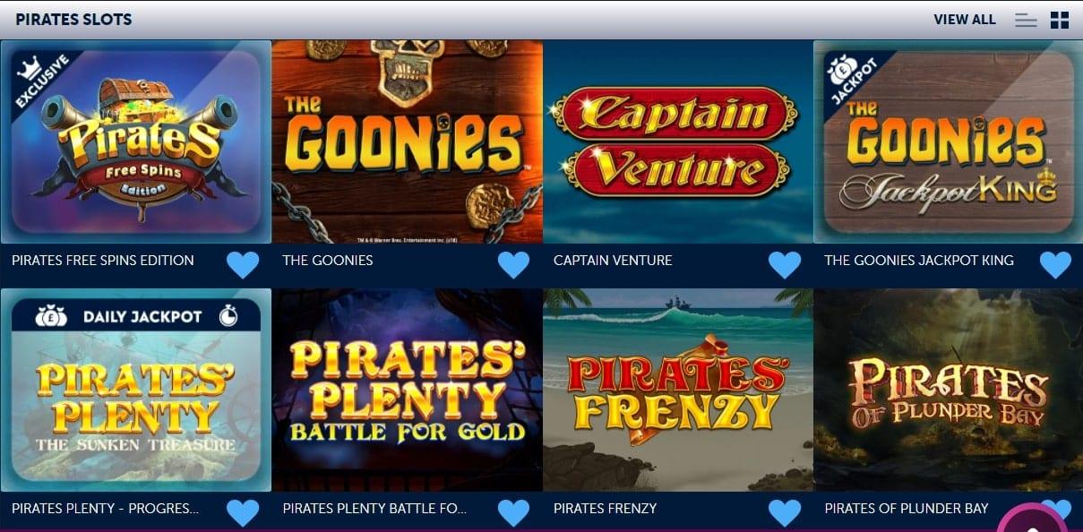 Lucky VIP Casino Slots