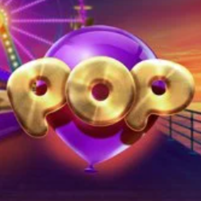 Pop Slot Logo