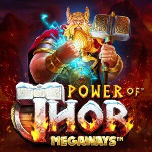 Power of Thor Megaways Logo