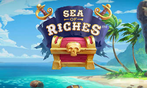 Sea of Riches Slot logo