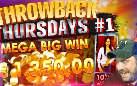 Online Slots – THROWBACK THURSDAYS! #1