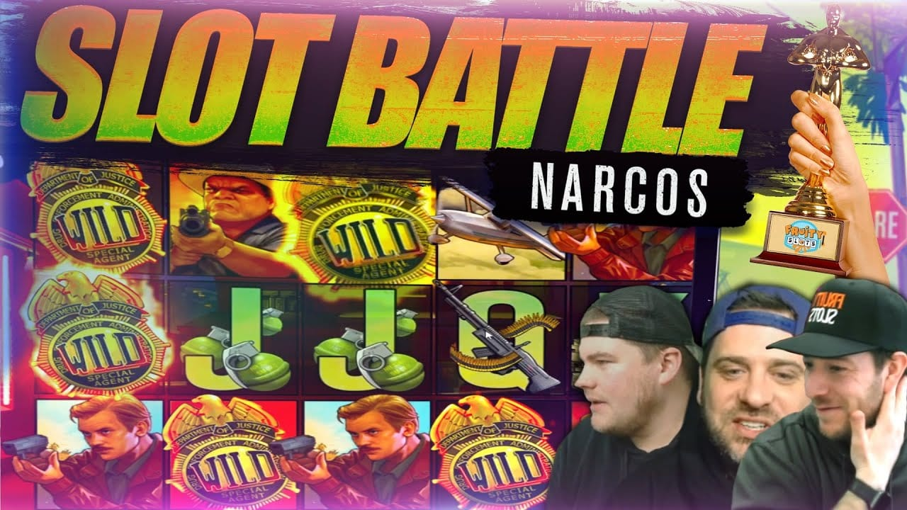 SUNDAY SLOT BATTLE! – Slots From Tv And Film | Online Casino Slot Battle – Fruity Slots