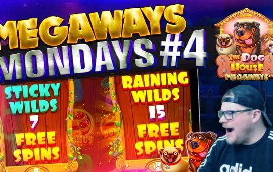 MEGAWAYS SLOTS!! – Temple Tumble, The Doghouse Megaways And MORE