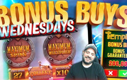 BONUS BUY WEDNESDAYS!! feat Cubes 2, White Rabbit And MORE!