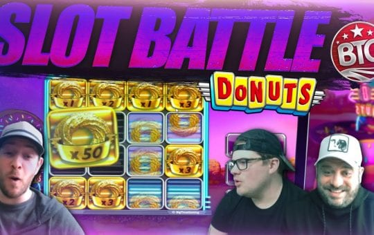 SLOT BATTLE SUNDAY! – Big Time Gaming Special!