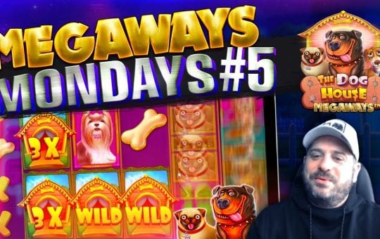 ONLINE SLOTS – MEGAWAYS MONDAY! Pirate Gold, Morgana Megaways And MORE!