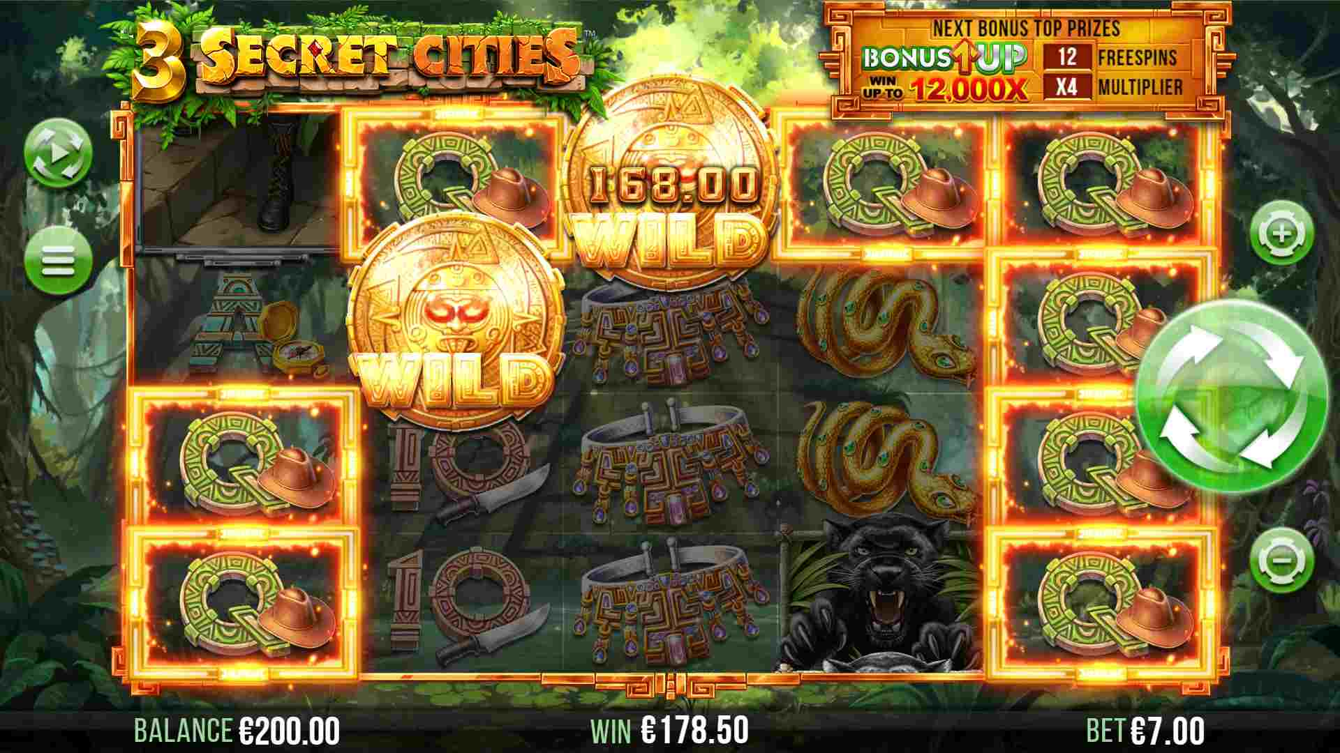 3 Secret Cities Gameplay