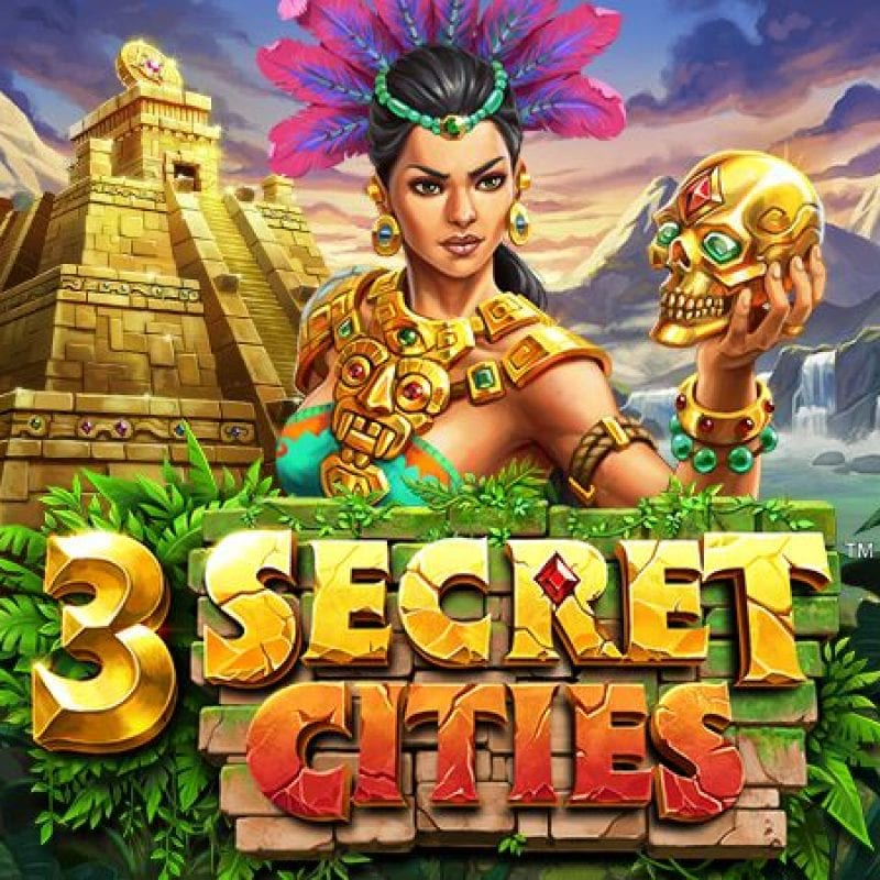 3 Secret Cities Logo