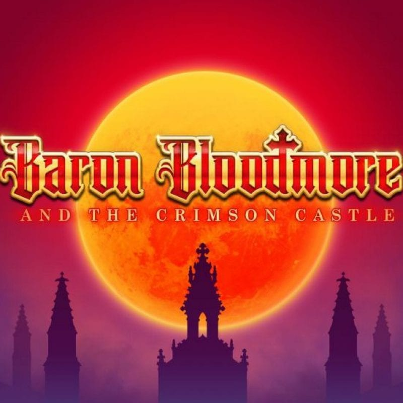 Baron Bloodmore and the Crimson Castle Logo