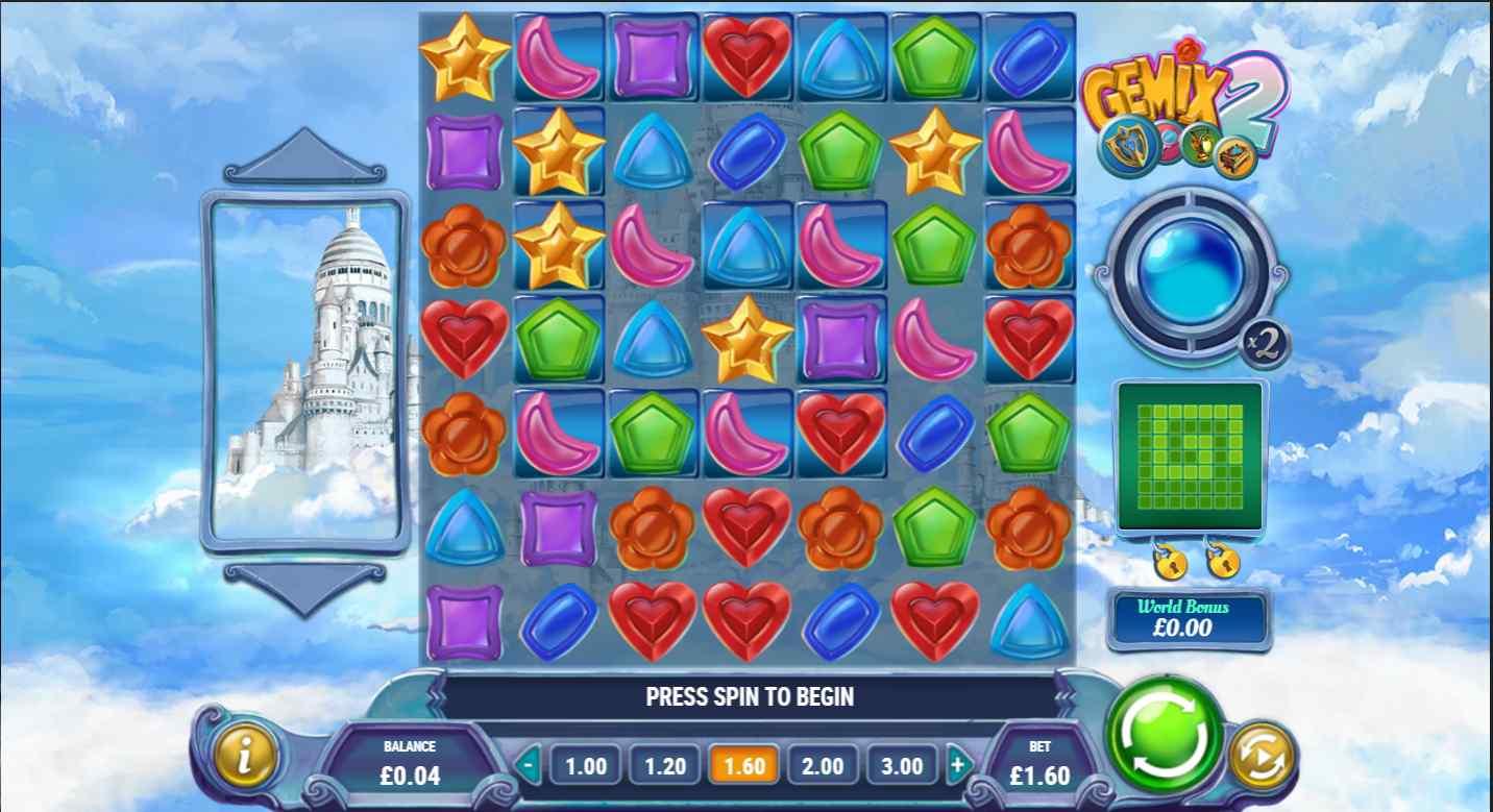 Gemix 2 Gameplay