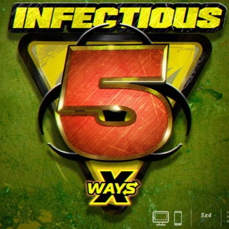 Infectious 5 xWays Logo
