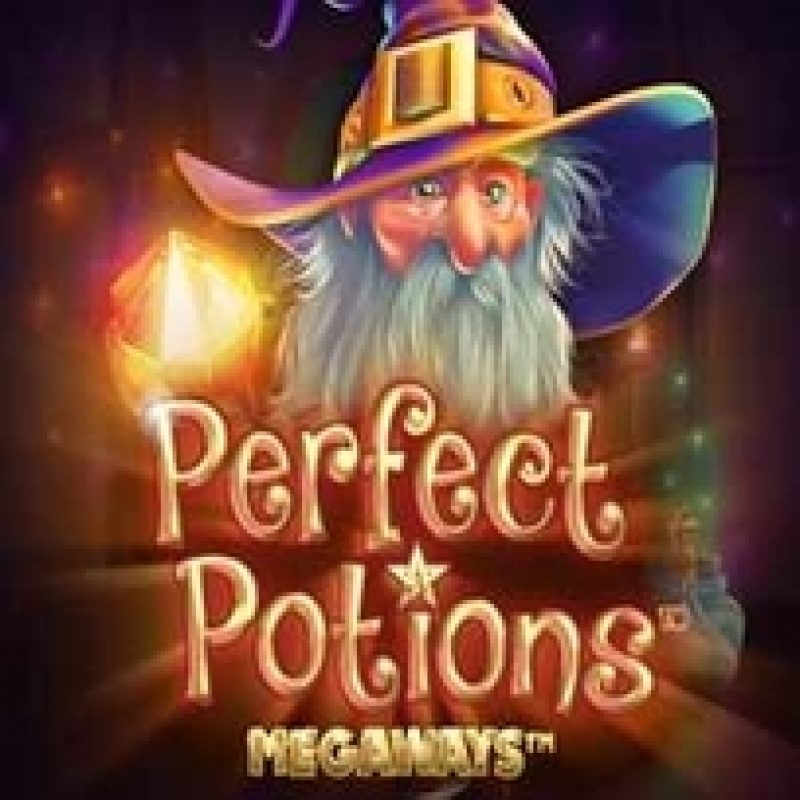 Perfect Potions Megaways Logo