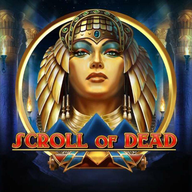 Scroll of Dead Slot Logo