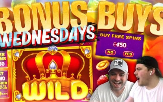 70 EPIC SLOT BONUS'S! Feat Super Buys, Deadwood, Juicy Fruits, Hand of Midas & MORE!