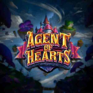 Agent of Hearts Slot Logo (2)