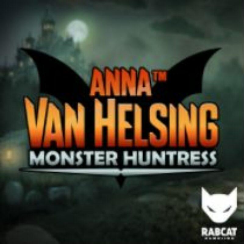 Anna Van Helsing Slot Logo