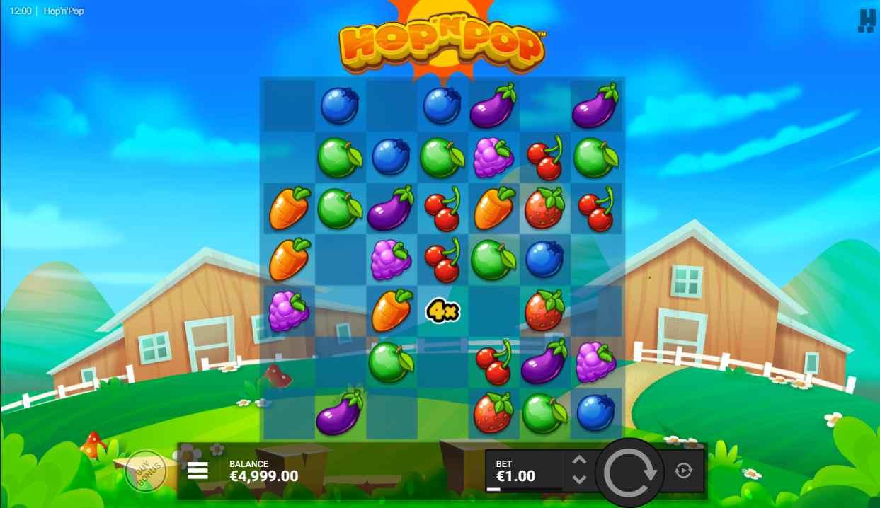 Hop 'N' Pop Slot Gameplay 2