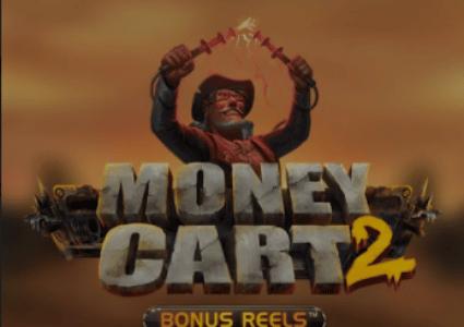 Money Cart 2 Bonus Reels Slot Logo