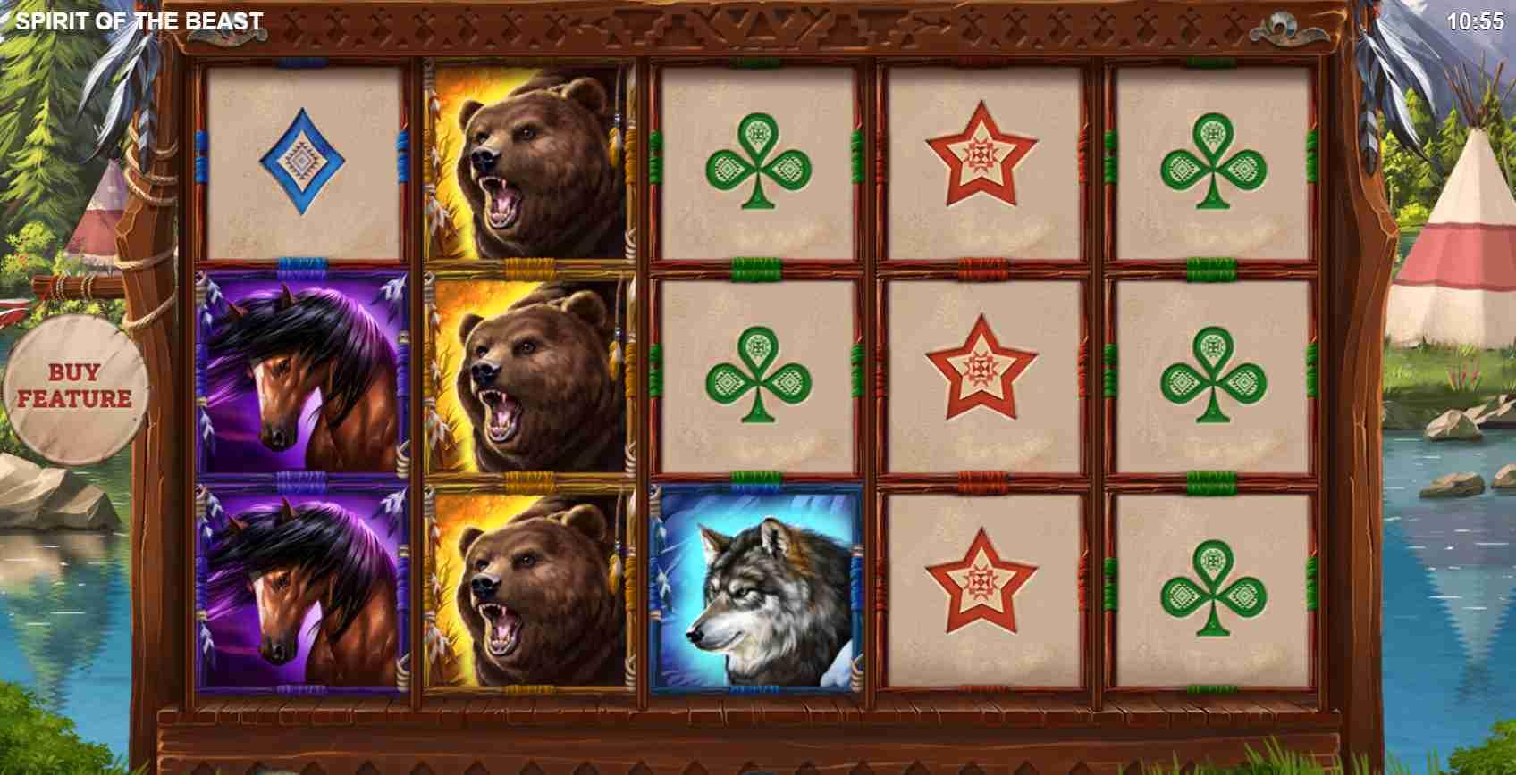 Spirit of the Beast Gameplay