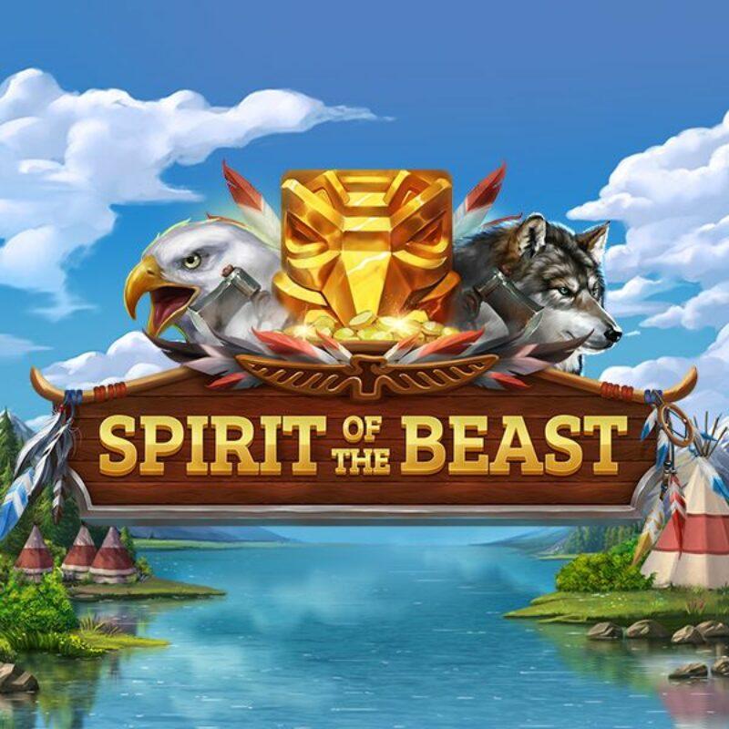 Spirit of the Beast Slot Logo