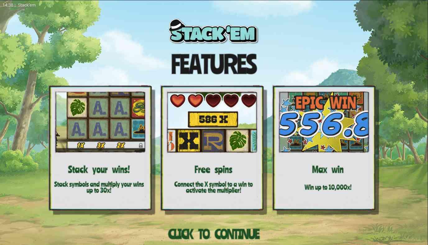 Stack 'Em Slot Base