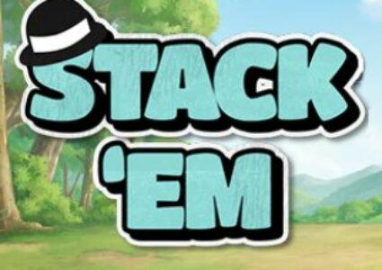 Stack 'Em Slot Logo