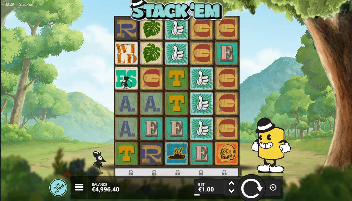Stack Em The Base Game and Features