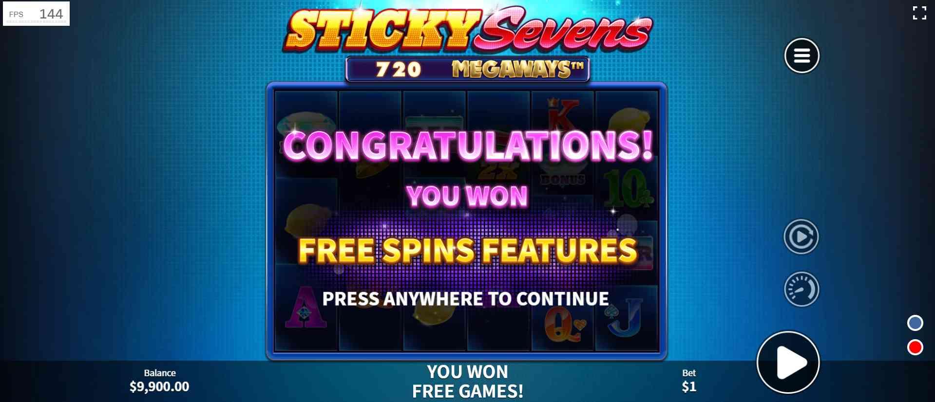 Sticky Sevens Megaways Free Spins-compressed