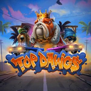 Top Dawgs Slot Logo