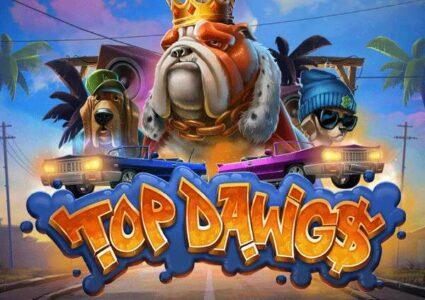 Top Dawgs Slot Logo