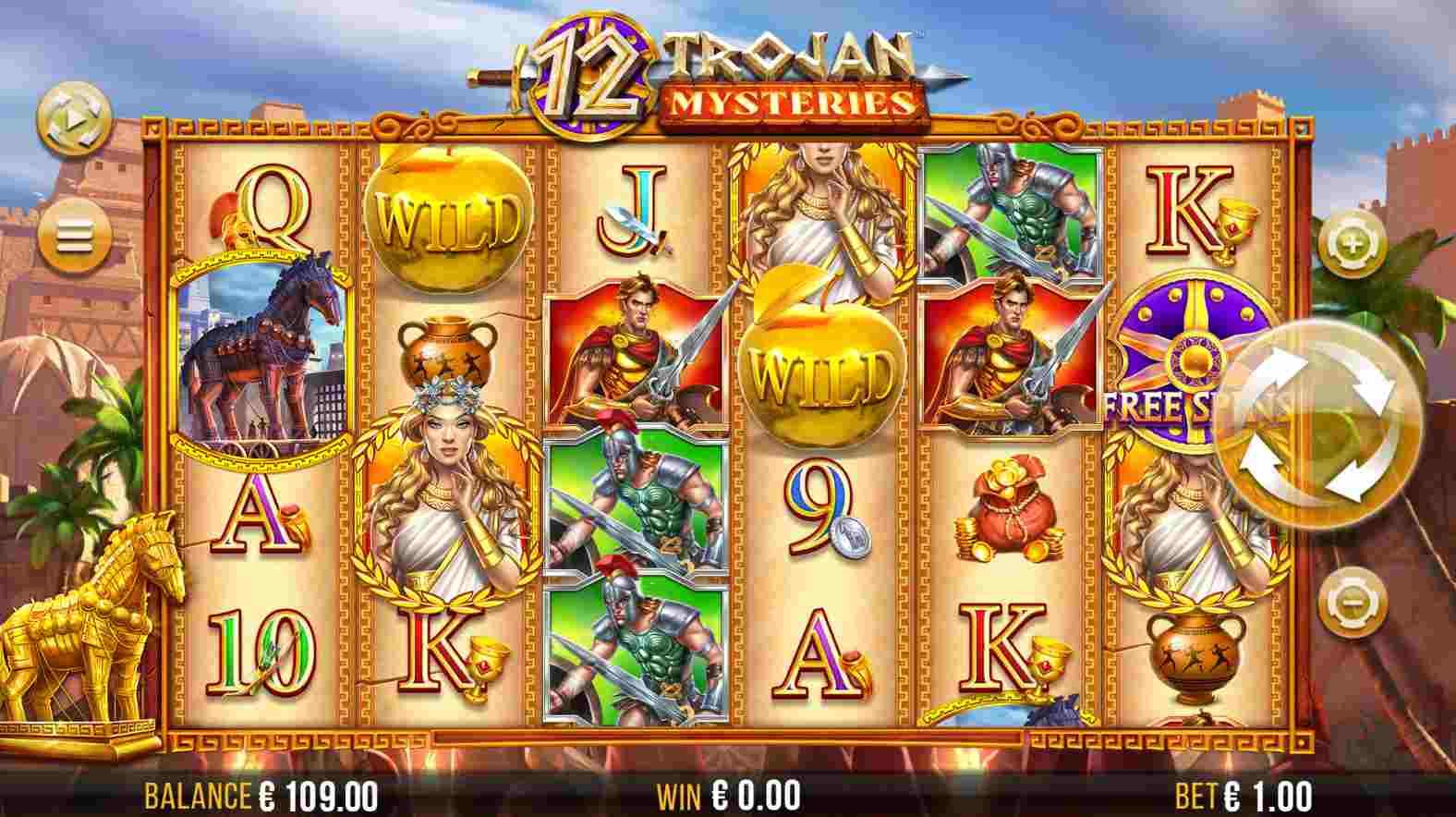12 Trojan Mysteries Base Game