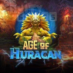 Age of Huracan Slot Logo