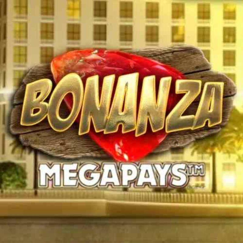 Bonanza Megapays slot logo