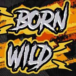 Born Wild Slot Logo