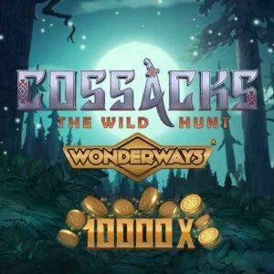 Cossacks The Wild Hunt Slot Logo