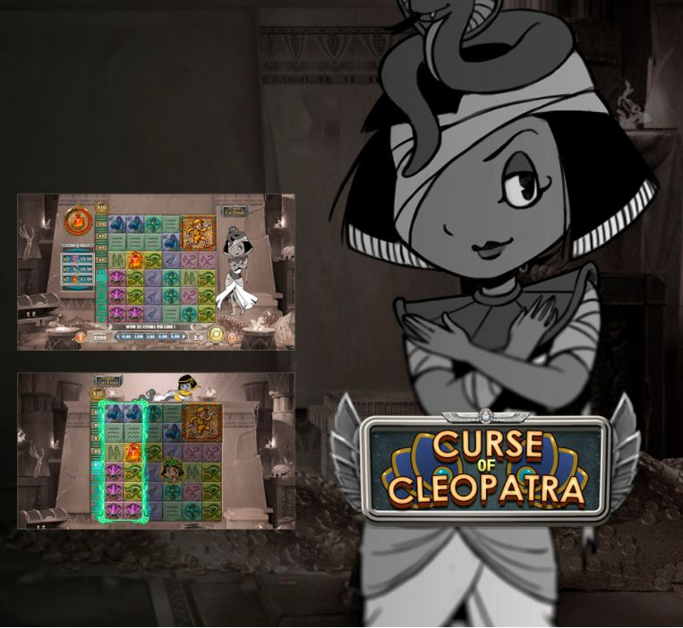 Curse of Cleopatra Preview