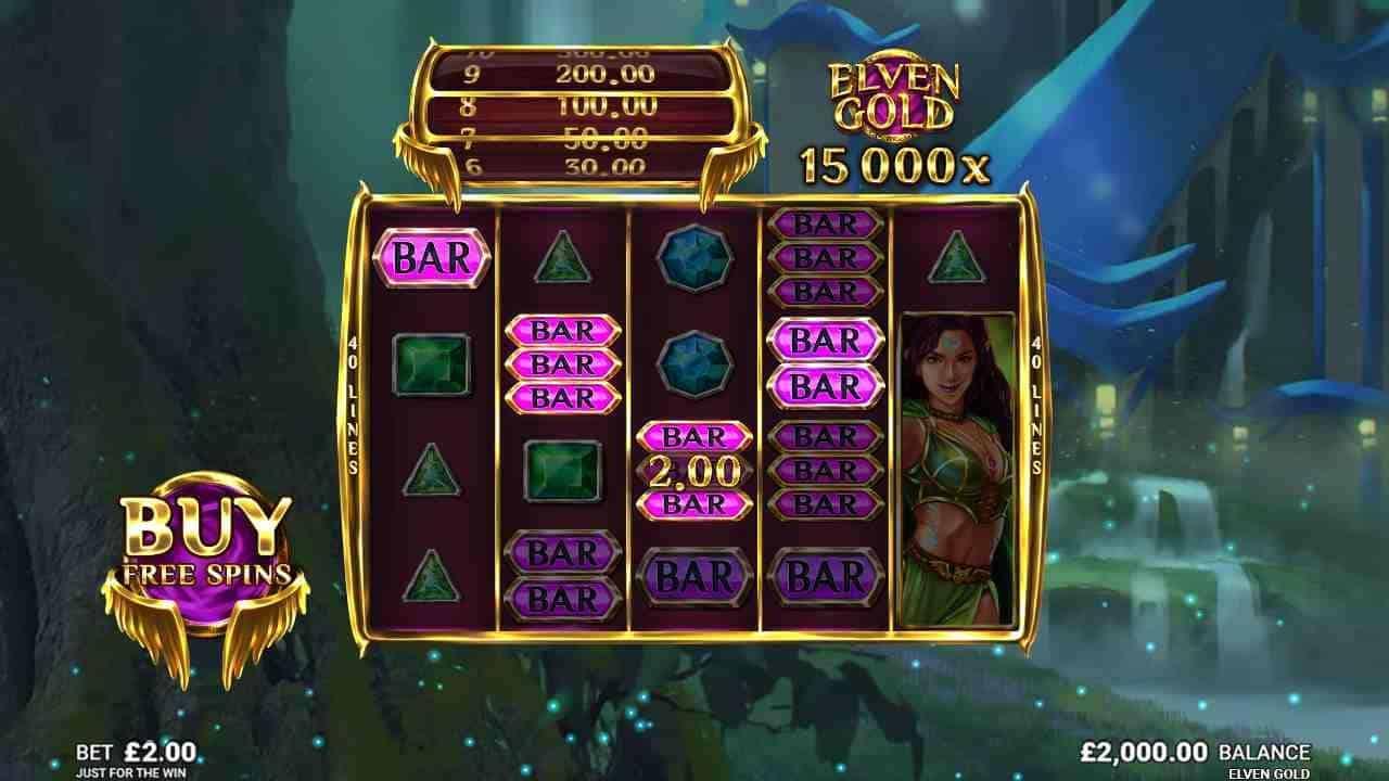 Elven Gold Base Game