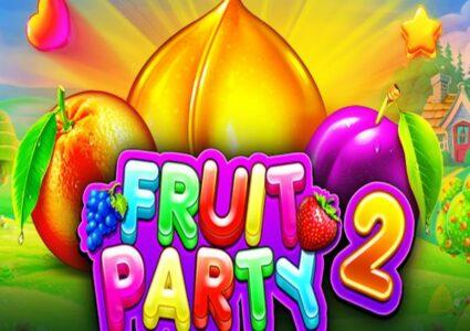 Fruity Party 2 Slot Logo