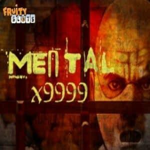 Mental x9999 Slot Logo