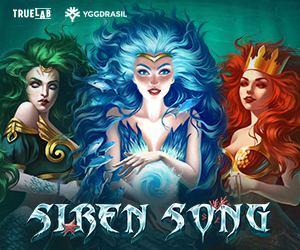Siren Song Slot Logo