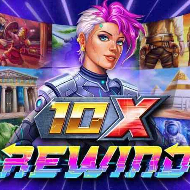 10x Rewind Slot Logo