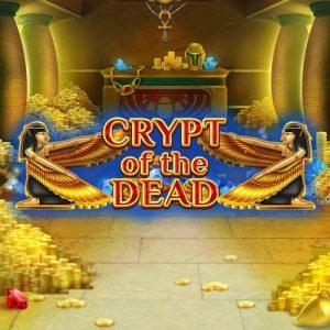 Crypt of the Dead Slot Logo