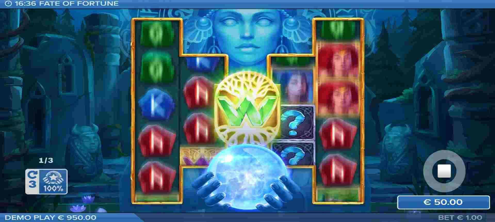 Fate of Fortune Slot Fortune's Favor